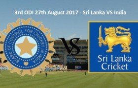 Todays Match Prediction 3rd ODI Sri Lanka vs India
