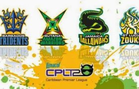 Trinbago Knight Riders vs ST Nevis & Patriots