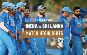 Sri Lanka Vs India 2nd Odi Match Highlights