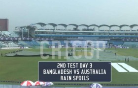 Watch 2nd Test Day 3 Cricket Match Highlight BAN vs AUS