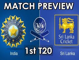 Today Match Prediction 1st T20 Sri Lanka vs India 6 Sep 2017