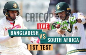 Bangladesh vs South Africa 1st Test Day 3 Highlights