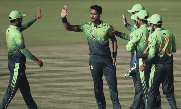 Pakistan Vs Srilanka 4th ODI Today Match Highlights