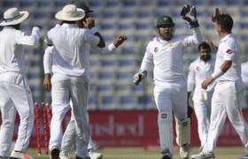 Pakistan vs Sri Lanka 1st Test Day 3 Highlights