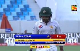 Pakistan vs Sri Lanka 2nd Test Day 3 Highlights Today 08 Oct 2017