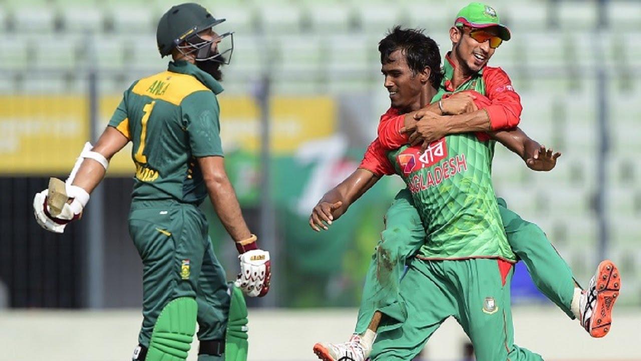 Bangladesh vs South Africa 3rd ODI Highlights