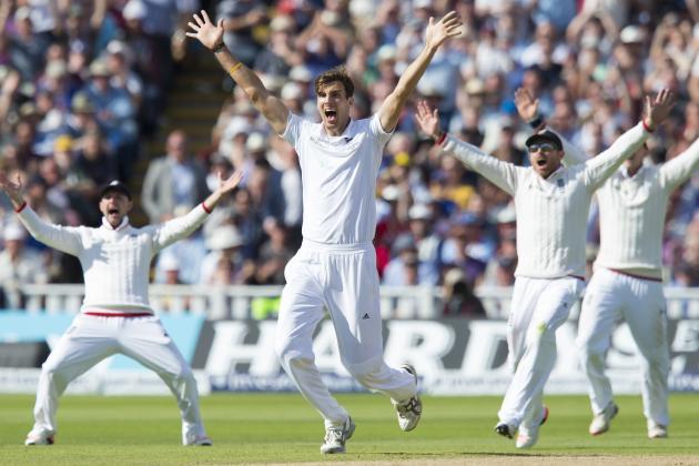 Australia vs England 3rd Test