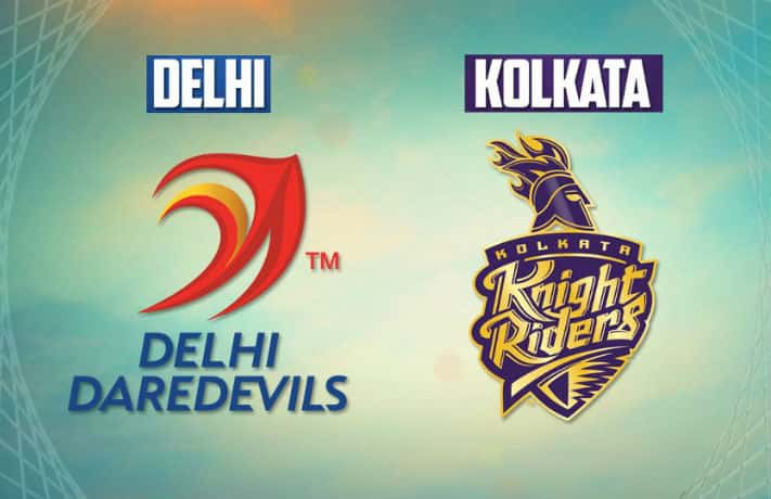 Delhi Daredevils vs Kolkata Knight Riders 26th IPL 2018 Betting Tips