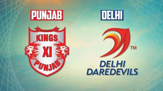 Kings XI Punjab Delhi Daredevils