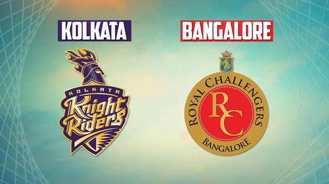 Kolkata Knight Riders Royal Challengers Bangalore