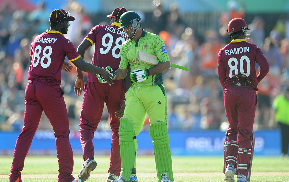 Pakistan vs West Indies 1st T20 Highlights