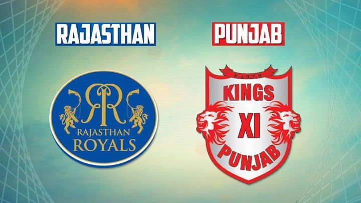 KXIP VS RR 38th Match