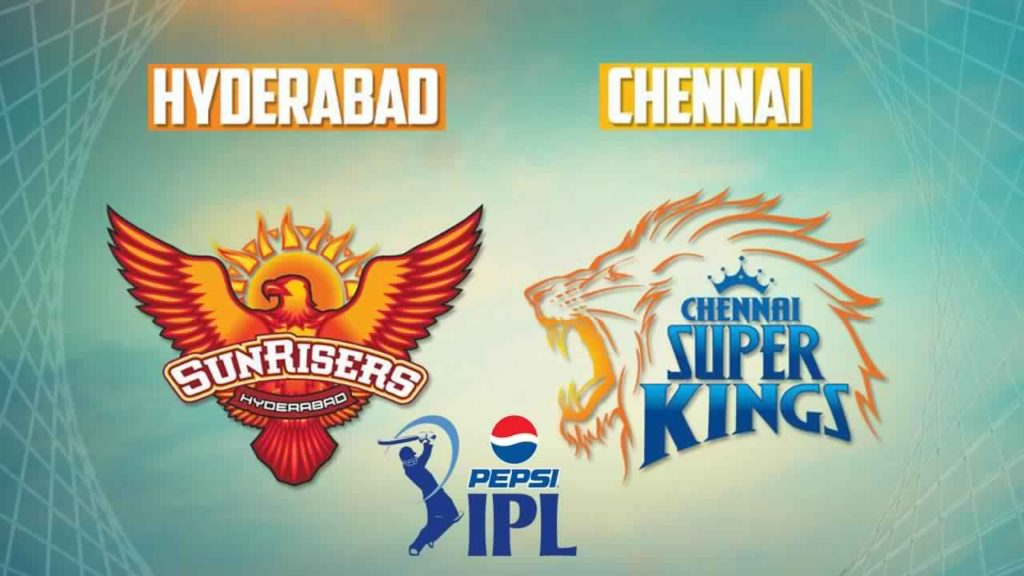 CSK vs SRH Head to Head Records IPL 1024x576