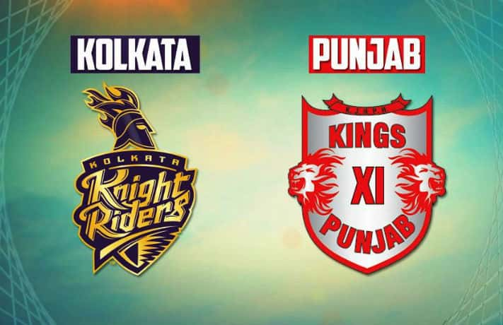 kxip vs kkr 44th match