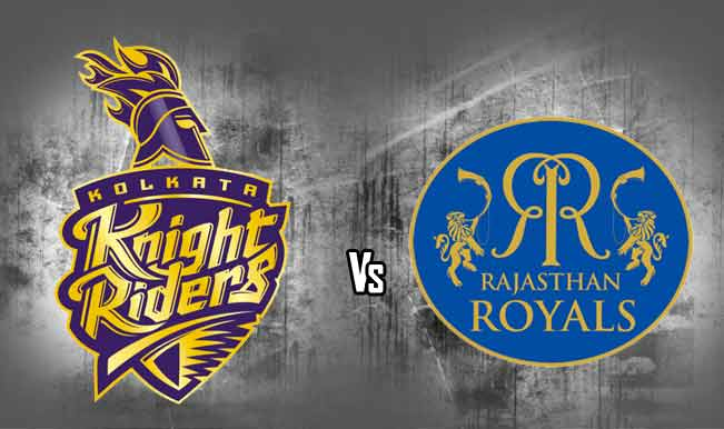 kkr vs rr 49th match