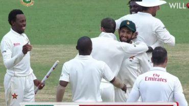 Bangladesh Vs Zimbabwe 2nd Test Day 5 Highlights 15 November 2018