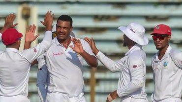 Bangladesh vs West Indies 1st Test Day 2 Highlights 23 November 2018