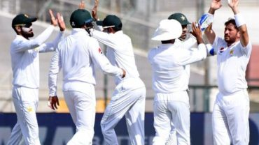 Pakistan Vs New Zealand 1st Test Day 1 Highlights 16 Nov 2018
