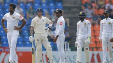 Sri Lanka Vs England 2nd Test Day 1 Highlights