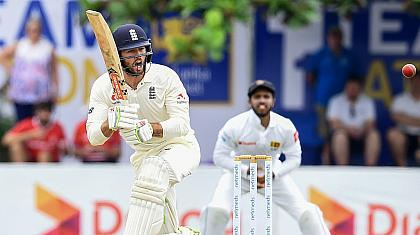 Sri Lanka vs England 1st Test Day 4 Highlights Nov 09 2018
