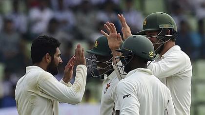 Bangladesh vs Zimbabwe 1st Test Day 4 Highlights 06-Nov-2018 – Ban vs Zim